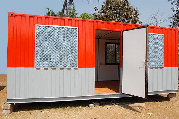 Best Porta Cabin Manufacturer in Pune